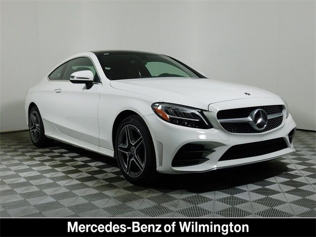 2019 Mercedes-Benz C-Class 300 4MATIC® Coupe Wilmington DE