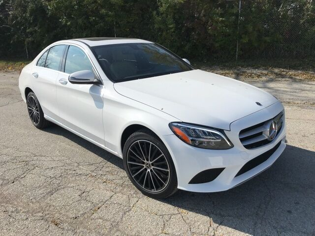 2019 Mercedes-Benz C-Class 300 4MATIC® Sedan Indianapolis IN