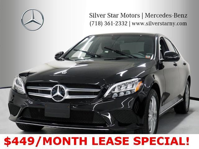 2019 Mercedes-Benz C-Class 300 4MATIC® Sedan Long Island City NY