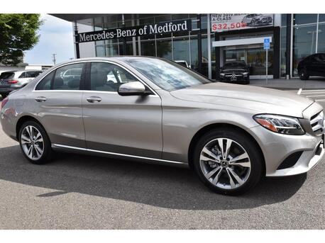 2019_Mercedes-Benz_C-Class_300 4MATIC® Sedan_ Medford OR