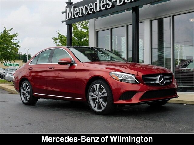 2019 Mercedes-Benz C-Class 300 4MATIC® Sedan Wilmington DE