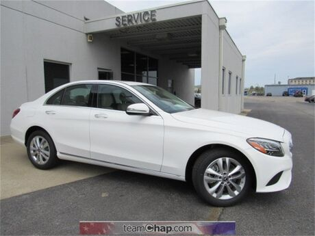 2019 Mercedes-Benz C-Class 300 4MATIC® Sedan Marion IL