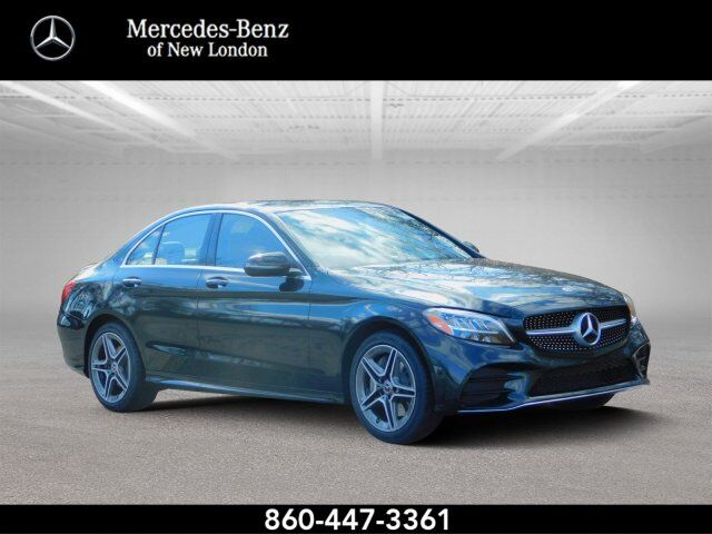 2019 Mercedes-Benz C-Class 300 New London CT