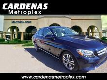 2019_Mercedes-Benz_C-Class_300 Sedan_ Harlingen TX