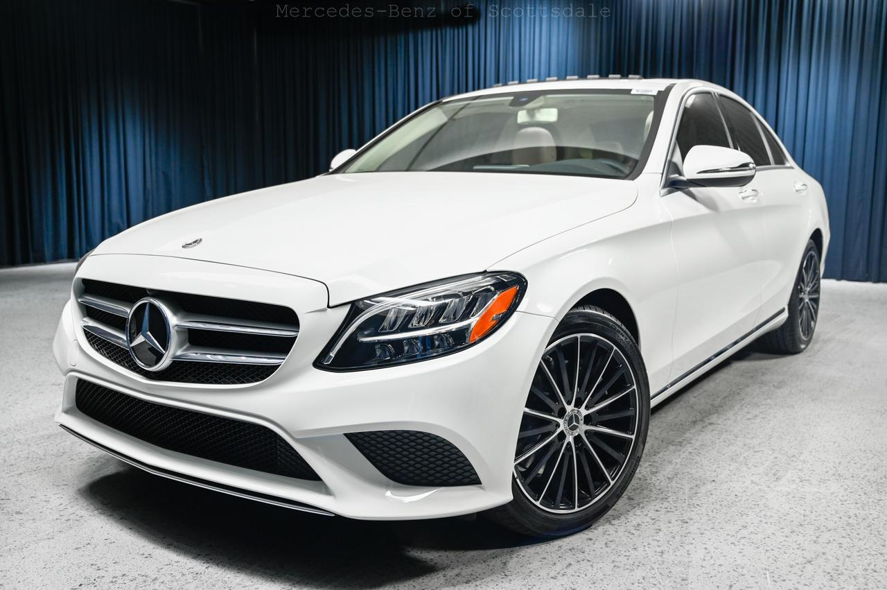 2019 Mercedes-Benz C-Class 300 Sedan