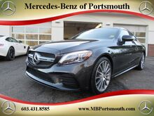 2019_Mercedes-Benz_C-Class_AMG® 43 Coupe_ Greenland NH
