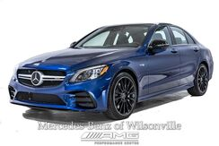 2019_Mercedes-Benz_C-Class_AMG® 43 Sedan_ Portland OR