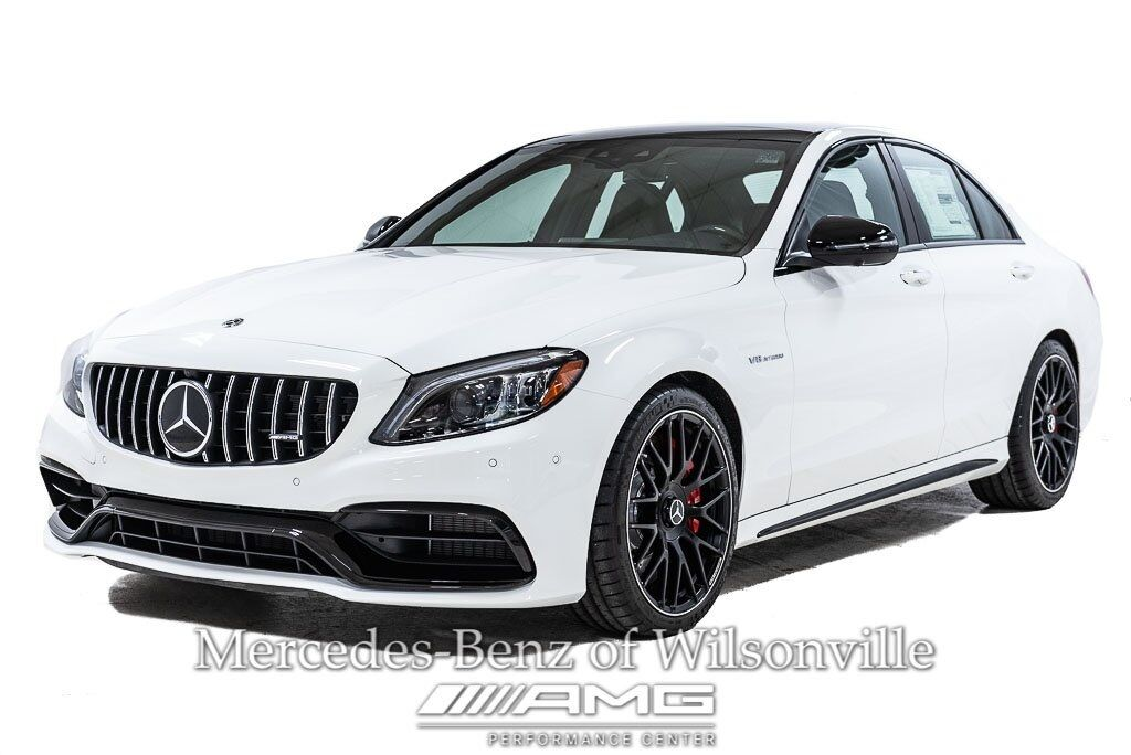 2019 Mercedes-Benz C-Class AMG® 63 S Sedan Wilsonville OR