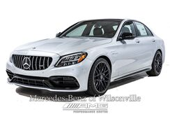 2019_Mercedes-Benz_C-Class_AMG® 63 Sedan_ Portland OR