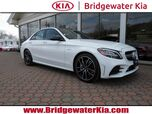 2019 Mercedes-Benz C-Class AMG C 43 4MATIC Sedan,