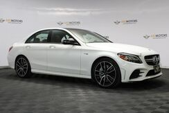 2019_Mercedes-Benz_C-Class_AMG C 43_ Houston TX