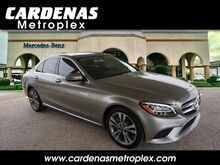 2019_Mercedes-Benz_C-Class_C 300_ McAllen TX