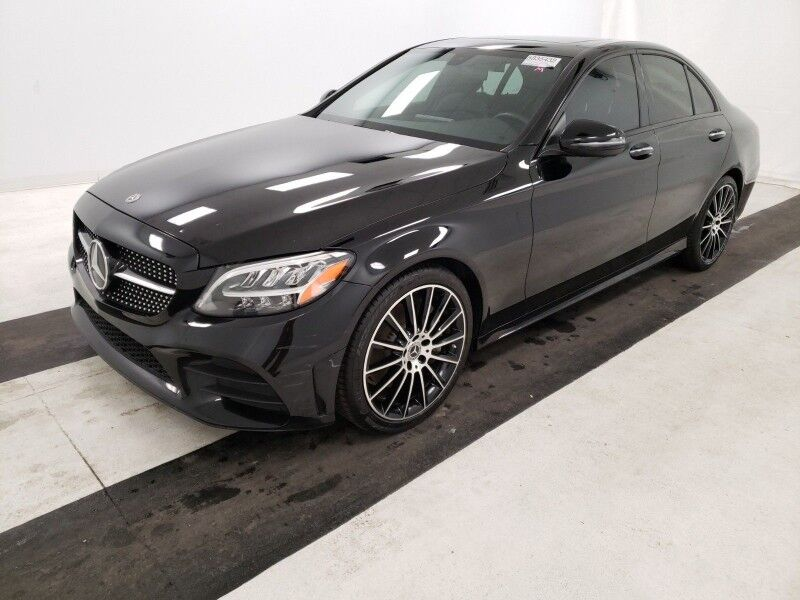 2019 Mercedes-Benz C-Class C 300 (11/18) SPORT / P01 / NIGHT PACKAGE/19AMG Monterey Park CA