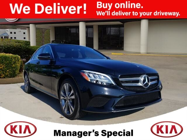 2019 Mercedes-Benz C-Class C 300 4MATIC® Chattanooga TN