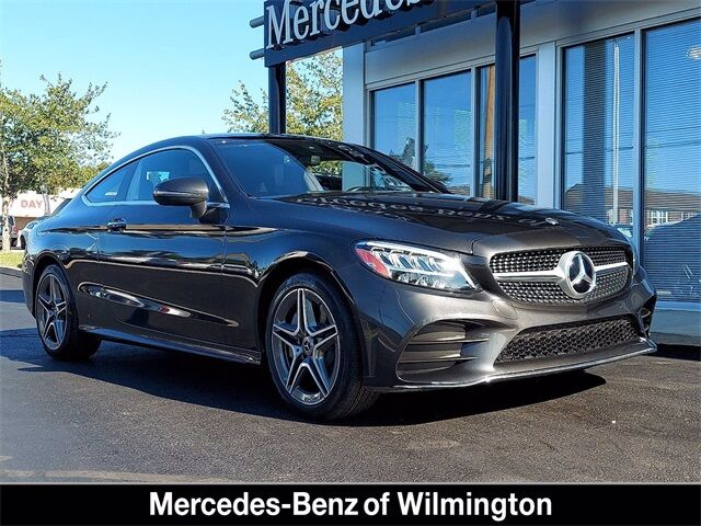2019 Mercedes-Benz C-Class C 300 4MATIC® Coupe Wilmington DE