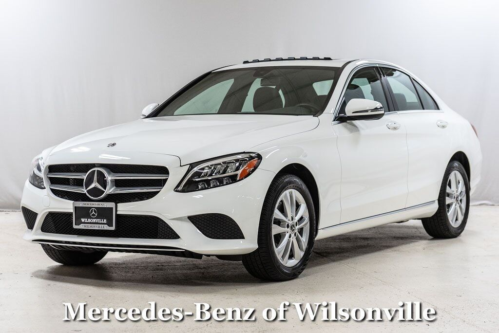 2019 Mercedes-Benz C-Class C 300 4MATIC® Sedan Wilsonville OR