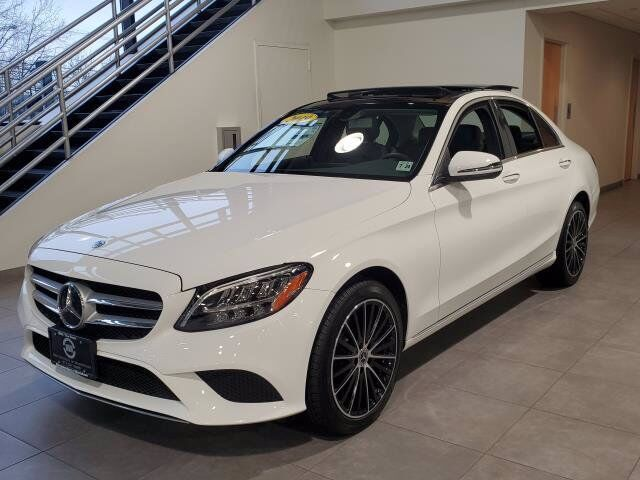 2019 Mercedes-Benz C-Class C 300 4MATIC® Sedan Morristown NJ
