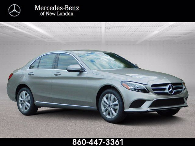 2019 Mercedes-Benz C-Class C 300 4MATIC® Sedan New London CT