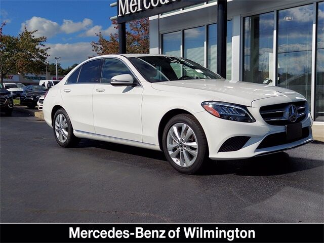 2019 Mercedes-Benz C-Class C 300 4MATIC® Sedan Wilmington DE
