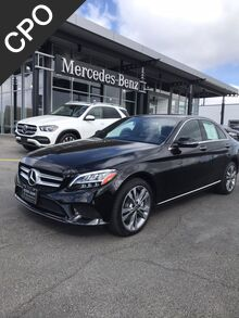 2019_Mercedes-Benz_C-Class_C 300 4MATIC® Sedan_ Yakima WA