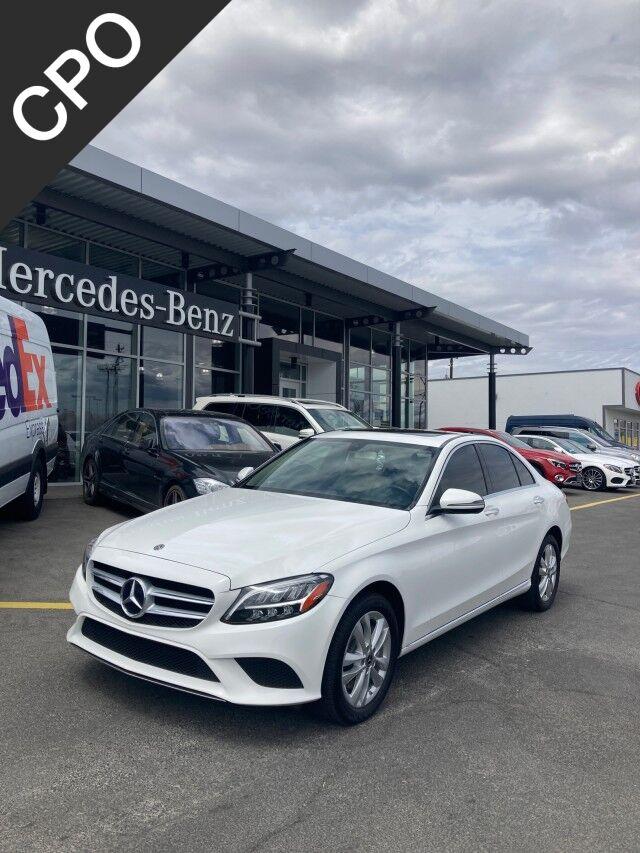 2019 Mercedes-Benz C-Class C 300 4MATIC® Sedan Yakima WA