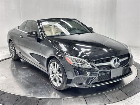 2019_Mercedes-Benz_C-Class_C 300 Convertible_ Plano TX