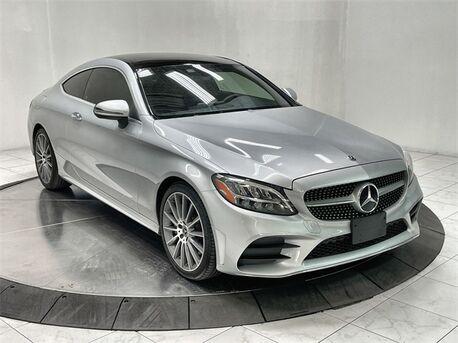 2019_Mercedes-Benz_C-Class_C 300 Coupe AMG SPORT,NAV,CAM,PANO,BLIND SPOT_ Plano TX