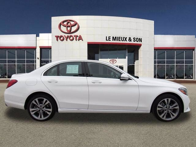 2019 Mercedes-Benz C-Class C 300 Green Bay WI