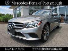 2019_Mercedes-Benz_C-Class_C 300_ Greenland NH