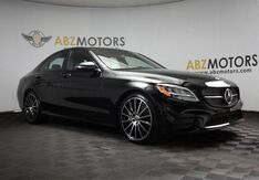 2019_Mercedes-Benz_C-Class_C 300_ Houston TX