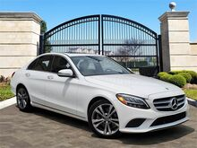 2019_Mercedes-Benz_C-Class_C 300_ Houston TX