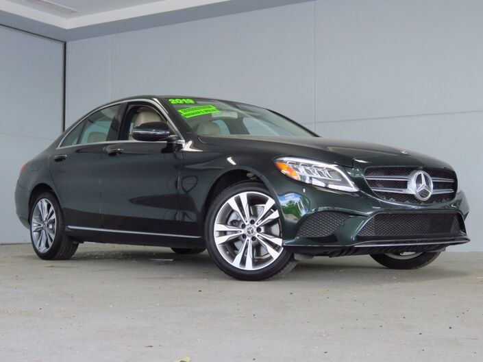 2019 Mercedes-Benz C-Class C 300 Kansas City KS
