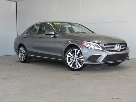2019_Mercedes-Benz_C-Class_C 300_ Merriam KS