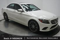Mercedes-Benz C-Class C 300 NAV READY,CAM,SUNROOF,BLIND SPOT,LED LIGHTS 2019