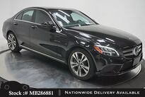 Mercedes-Benz C-Class C 300 NAV READY,CAM,SUNROOF,KEY-GO,LED LIGHTS 2019