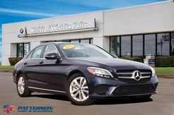 2019_Mercedes-Benz_C-Class_C 300 SEDAN_ Wichita Falls TX