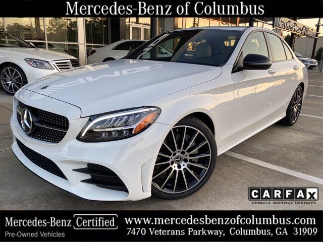 2019 Mercedes-Benz C-Class C 300 Sedan Columbus GA