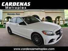 Mercedes-Benz C-Class C 300 Sedan 2019