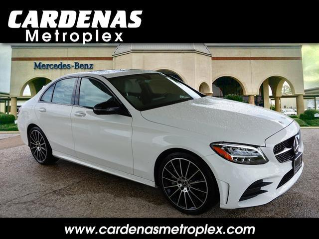 2019 Mercedes-Benz C-Class C 300 Sedan Harlingen TX