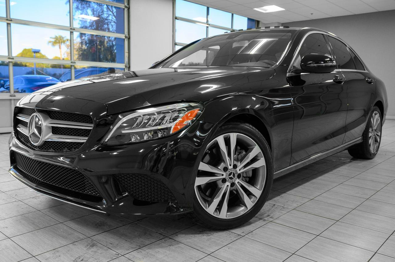 2019 Mercedes-Benz C-Class C 300 Sedan Peoria AZ