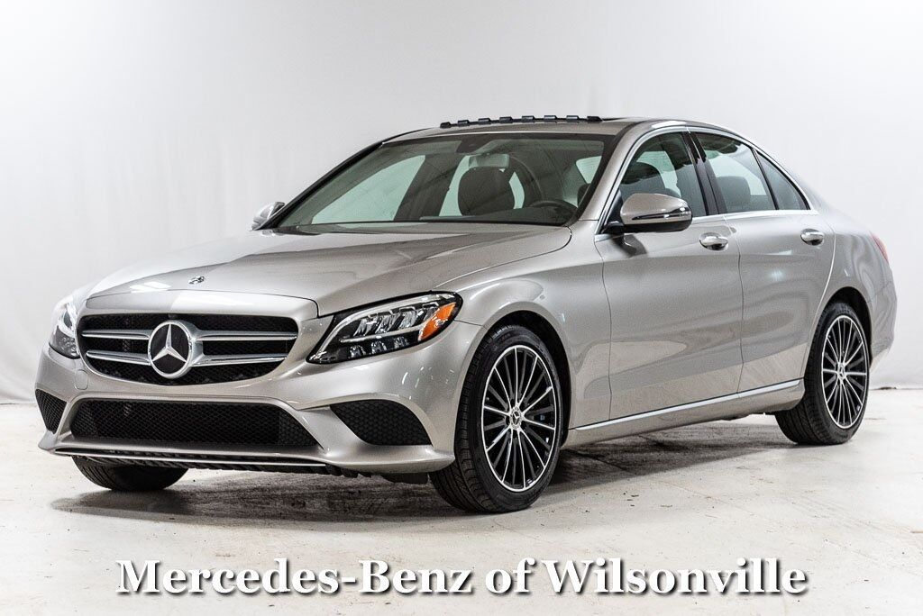 2019 Mercedes-Benz C-Class C 300 Sedan Wilsonville OR