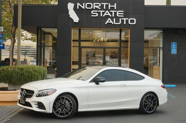 2019_Mercedes-Benz_C-Class_C 300_ Walnut Creek CA