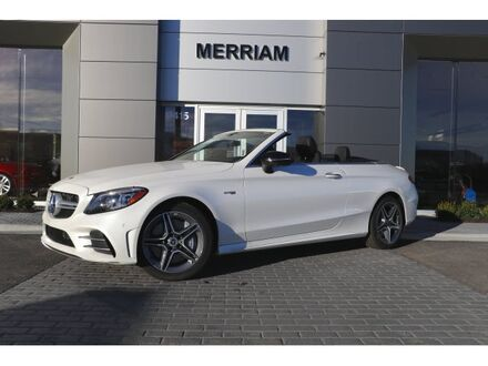 2019_Mercedes-Benz_C-Class_C 43 AMG®_ Merriam KS