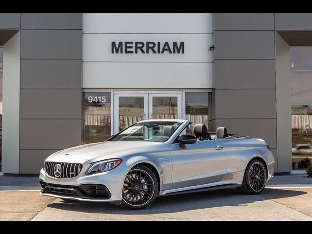 2019 Mercedes-Benz C-Class C 63 AMG® Merriam KS