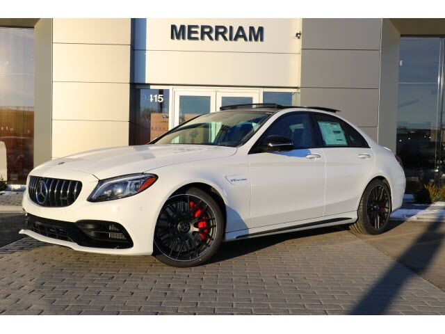 2019 Mercedes-Benz C-Class C 63 S AMG® Merriam KS