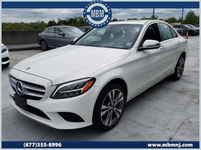2019 Mercedes-Benz C-Class C300 4MATIC® Sedan Morristown NJ
