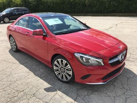 2019_Mercedes-Benz_CLA_250 4MATIC® COUPE_ Indianapolis IN
