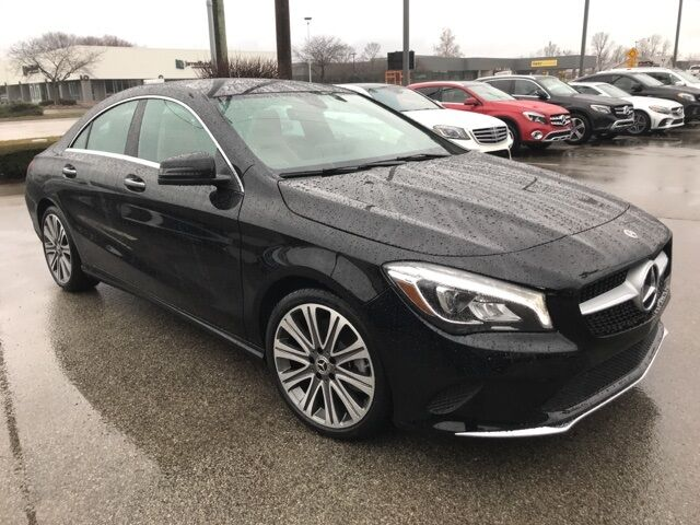 2019 Mercedes-Benz CLA 250 4MATIC® COUPE Indianapolis IN