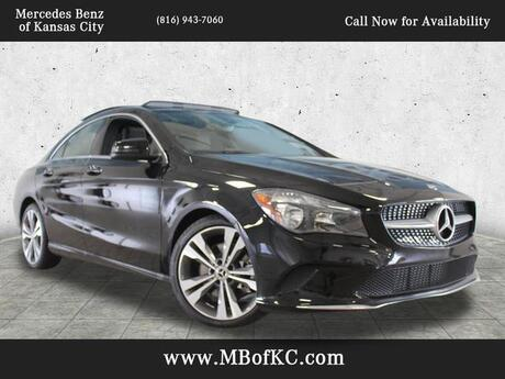 2019 Mercedes-Benz CLA 250 4MATIC® COUPE Kansas City MO