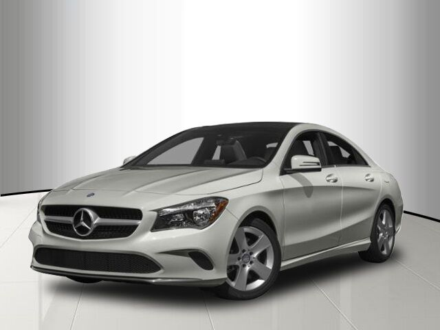 2019 Mercedes-Benz CLA 250 4MATIC® COUPE Long Island City NY